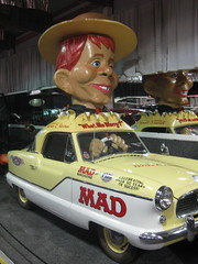 Alfred E. Neuman Mad Magazine Nash (DJ Saint) Tags: classiccars hotrods voloautomuseum