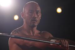 IMG_3910 (Sho Kitamura) Tags: new york japan raw mask wrestling tiger omega down rhino pro kenny smack mvp njpw 2011
