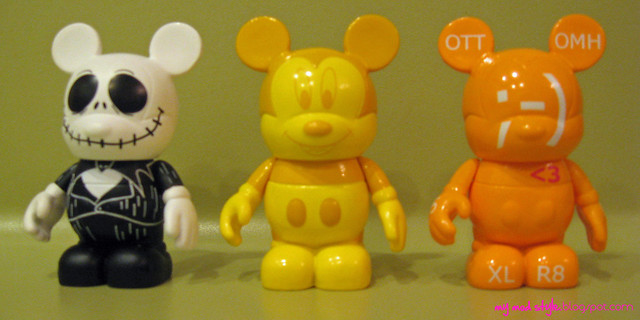 Vinylmations for Cody - May 13 2011