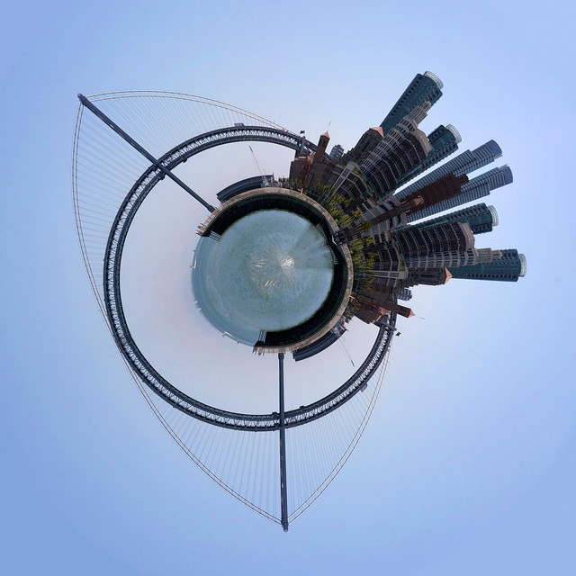 Bay Bridge Planet