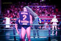 Ring Girls (Jeison Morais) Tags: girls brazil woman hot fight ring thai babes muay boxe jeison jeisonmorais