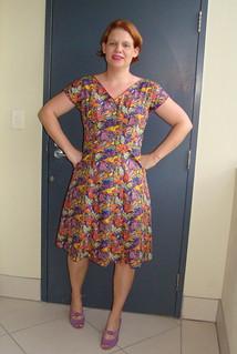 Fiesta dress (By Hand London Anna)