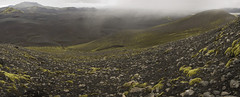 iceland landscape (gioRE) Tags: iceland islanda vulcano landscape view panorama islandese scenery volcano fog nebbia eldfjall vmynd oku