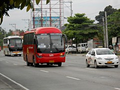 Land Car Inc. 197 (Monkey D. Luffy 2) Tags: bus mindanao photography philbes philippine philippines enthusiasts society yaxing