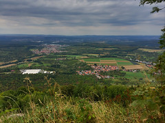 Hohenneuffen (StevlandJudkins) Tags: neuffen badenwrttemberg germany schwbische alb hohenneuffen wandern hiking nature castle ruin