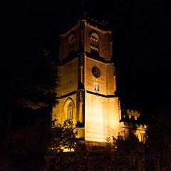 Devil's End | Aldbourne-1 (Paul Dykes) Tags: doctorwho devilsend thedmons jonpertwee thirddoctor 3rddoctor 1971 aldbourne wiltshire uk england night nighttime september 2016 church village