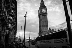 Big Ben, London, United Kingdom (topwh) Tags: bw big ben bigben houses parliament housesofparliament westminster london ldn