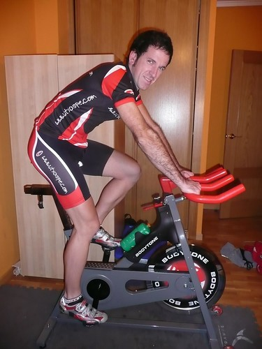 Equipacion personalizada ciclista Itxaspe BTT