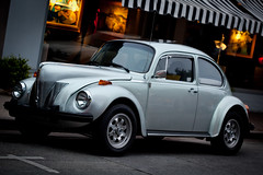 Modification (Jeremy Brooks) Tags: california usa car volkswagen automobile beetle carmel montereycounty carmelbythesea
