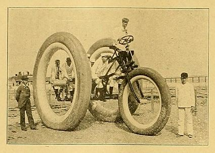 1896 Vim TIre Co. Big Trike
