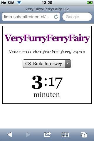 VeryFurryFerryFairy