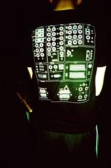 HiFi shirt | Lomo LC-A (lomostream) Tags: film night analog iso100 back lomo lca xpro lomography cross nightshot flash amp tshirt crossprocessing analogue elitechrome amplifier hifi xprocessing kodakelitechromeiso100