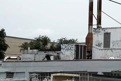 neks x madmax x Vec TSS (Into Space!) Tags: street urban ny newyork art canon graffiti li photo factory longisland vandal illegal madmax 631 516 neks intospace intospaces