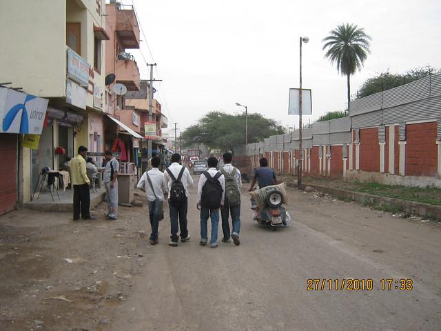 Visit to Kumar Pebble Park, Handewadi, Hadapsar Pune-IMG_4268