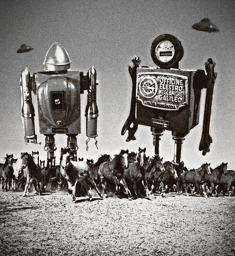Horses & Robots