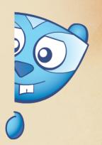 Garmin Opencaching.com mascot