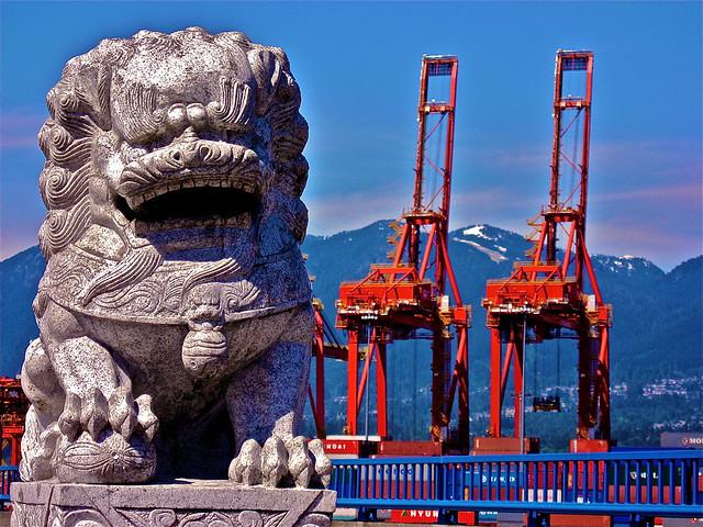 Vancouver Port Dragon