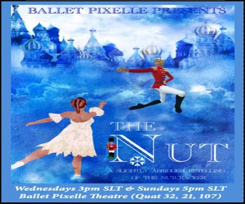 THE NUTCRACKER : BALLET PIXELLE 2010