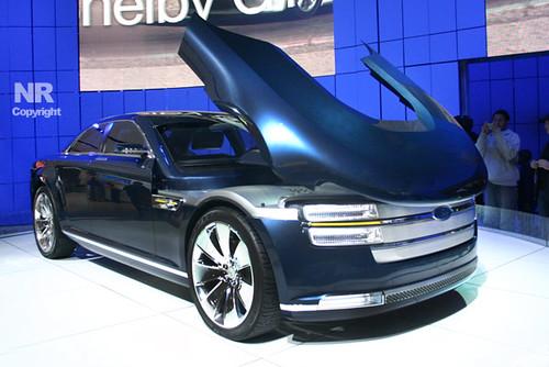 2008 Ford Interceptor Concept Car