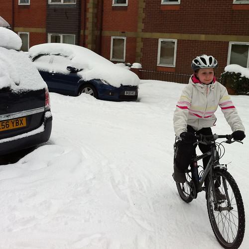 Snow riding 3