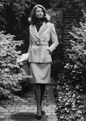 Bill Blass Skirt Suit 2 1972 (BreakTime) Tags: sexy classic fashion dress traditional skirt class september business suit vogue 70s conservative goodtaste elegant 1970s knee length 1972 seductive sophisticated skirts apparel stylish career fashions elegance demure proper wellbred dignified refined hem hemline cultured flawless appropriate hemlines impeccable faultless decorous