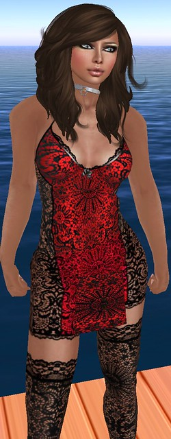 RBZ Designs Coquette Scarlet December 2 2010