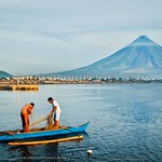 Legazpi City Night Travel and First Glimpse of Mayon Volcano