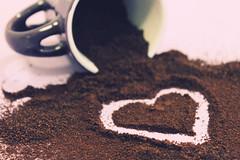 Just A Little Pleasure (Ai in Technicolor) Tags: morning light love dust coffe caffè amore pleasure tenderness mattino polvere piacere tenerezza