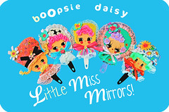 Reflections of the past (boopsie.daisy) Tags: girls silly flower cute floral girl japan vintage shower mirror rainbow mod 60s doll power sweet handmade lace girly ooak stripes vanity smiles inspired makeup retro cap cheeks 70s kitschy dolly seventies groovy sixties dollies kooky frilly anthropomorphic boopsiedaisy