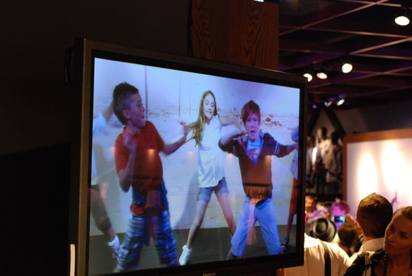 Young Dancers, ESPRIT Icon store launch Sydney