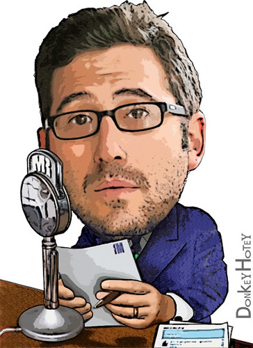 Sam Seder, Majority Report