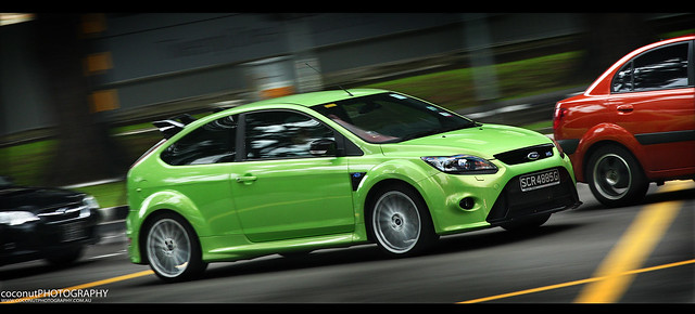 ford focus singapore rs