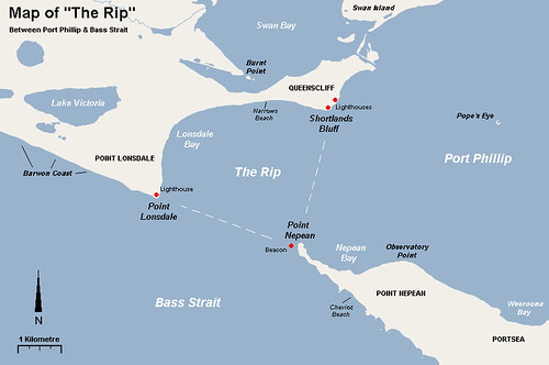 Map of the Rip