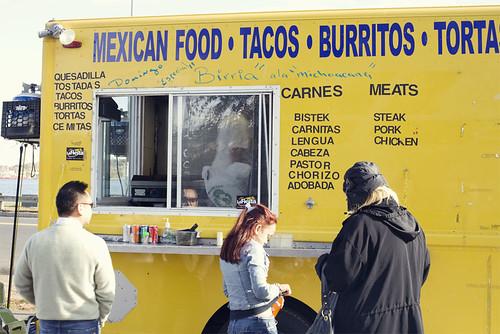 Random Mexican Street Food