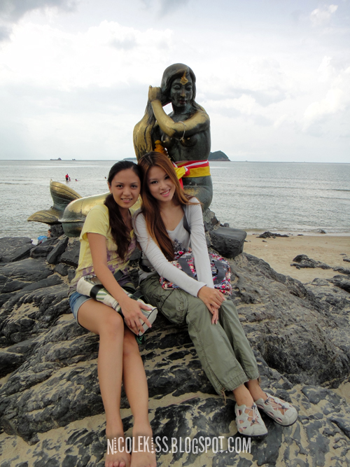 me and wendy and mermaid