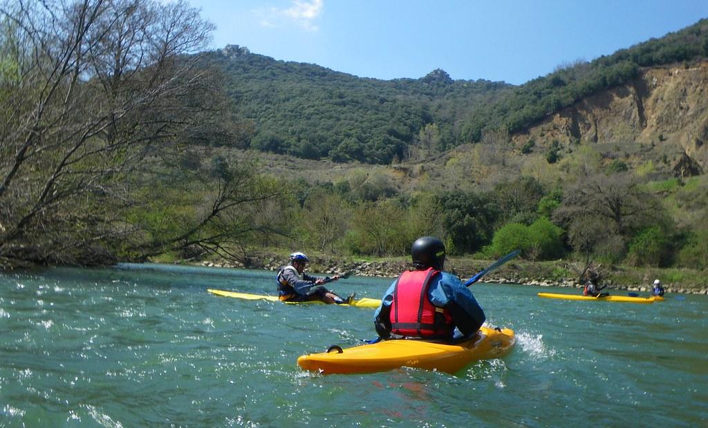 Descenso del Río Arakil en kayak 025