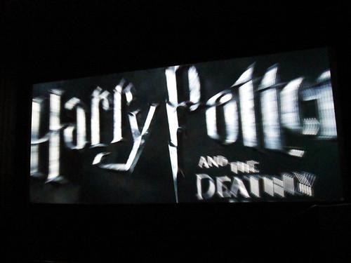Harry Potter!