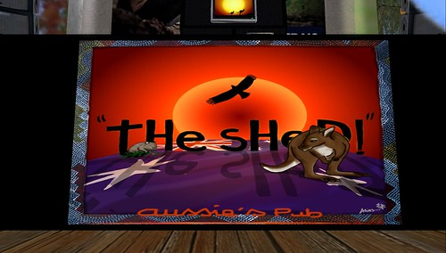 aussie The Shed in Second Life