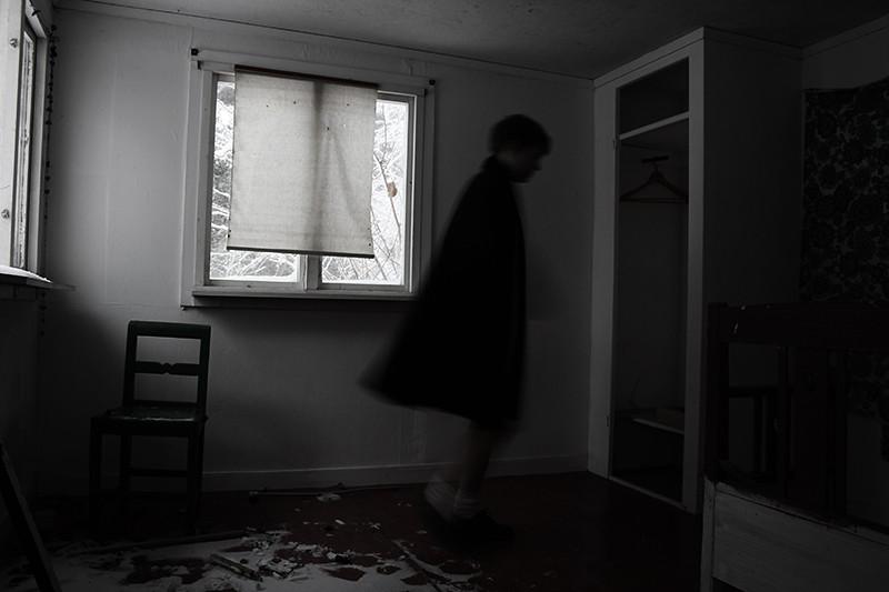 Övergivna huset