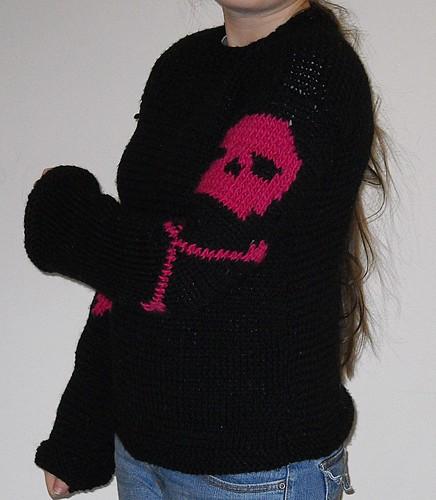 Skully Sweater