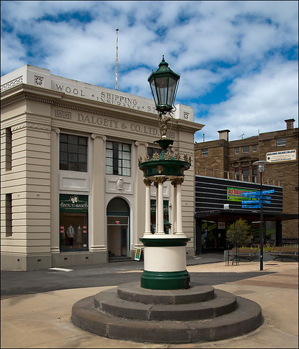 The Belcher Drinking Fountain in Geelong, Australia 4 of 6