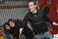 2010 - 12 - 04 - Faiza & Romeo meet the Duckers102 (circolo Arci Drugstore musicheart club) Tags: party music club dj live ska jazz fabio soul singer romeo 18 reggae drugstore compleanno meet aura lignano circolo faiza duckers arci sabbiadoro musicheart djfabioz drugstorelignano