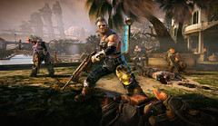 BulletStorm for PS3: Anarchy