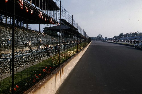 Early on Race Morning, 1958