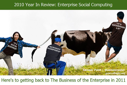 Social Business vs. Enterprise2.0