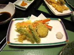Cena - Tenpura con Granchio