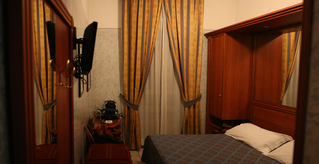 Hotel Assisi Room