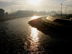 Morning light (dobro_drvo) Tags: morning light river december walk etnja reka svetlo jutro decembar ystp