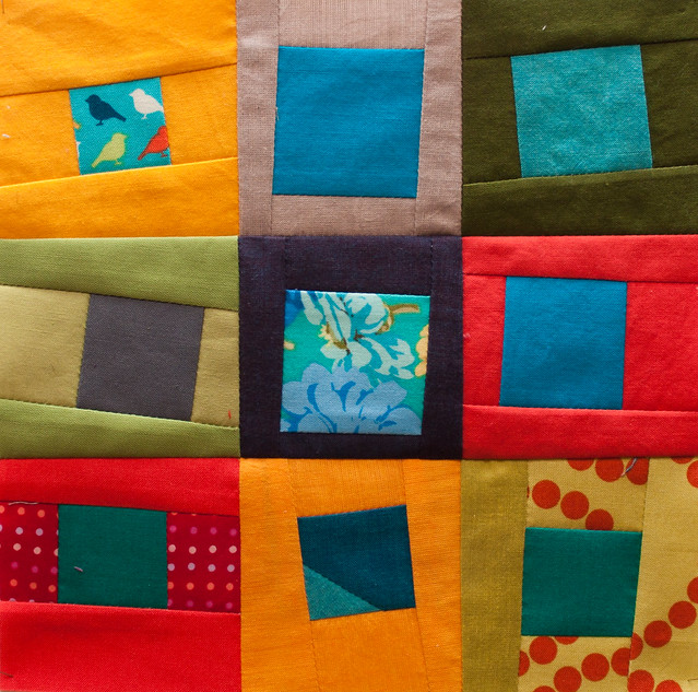 Liberated Squares for Joan