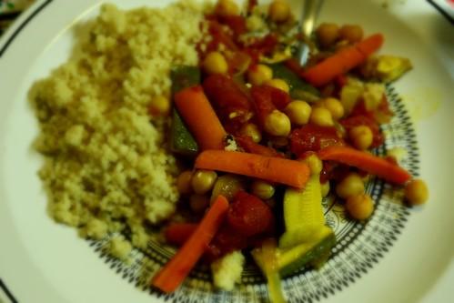 moroccan veggies